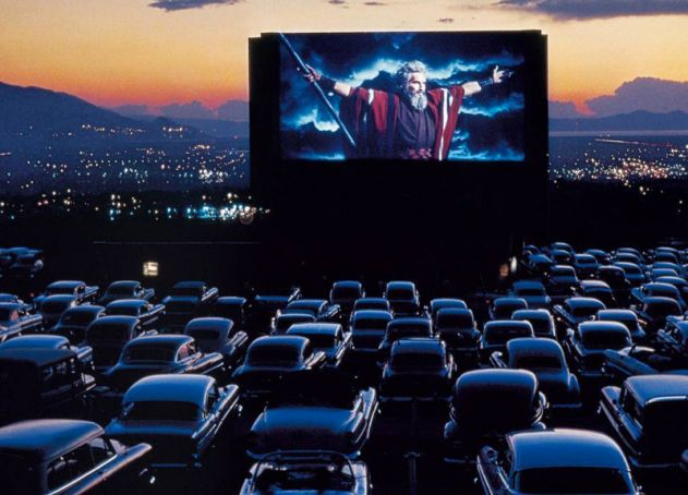 Return of Rome's drive-in cinema