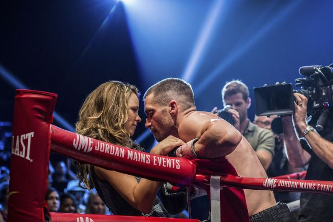 Southpaw showing in Rome