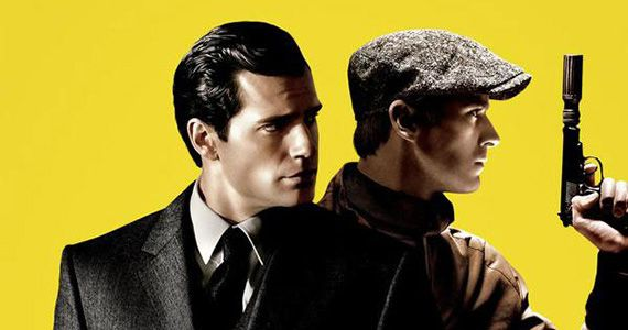 The Man From U.N.C.L.E. showing in Rome