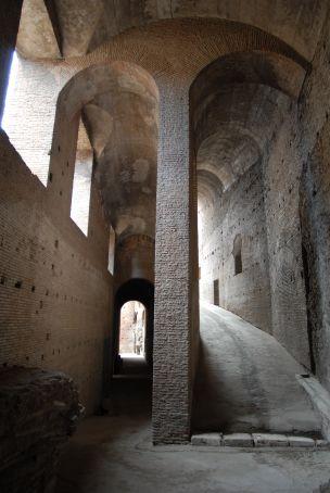 Roman Forum opens Imperial Roman ramp