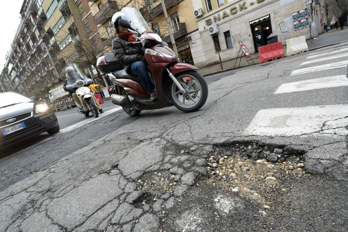 Rome's road maintenance under investigation