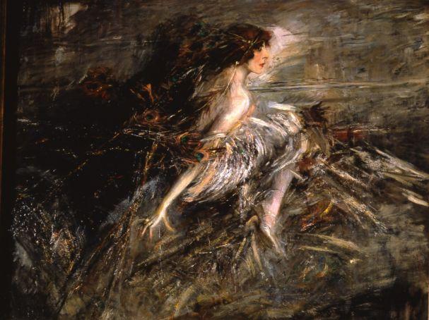 Boldini Giovanni- La marchesa Casati