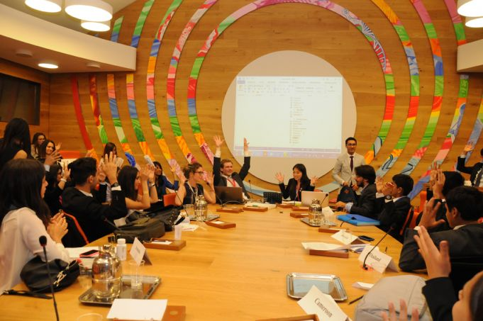 Simulation of the General Assembly for under 30