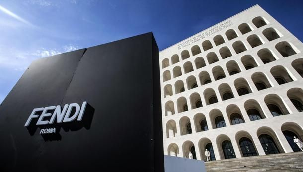 Fendi moves to new Rome headquarters