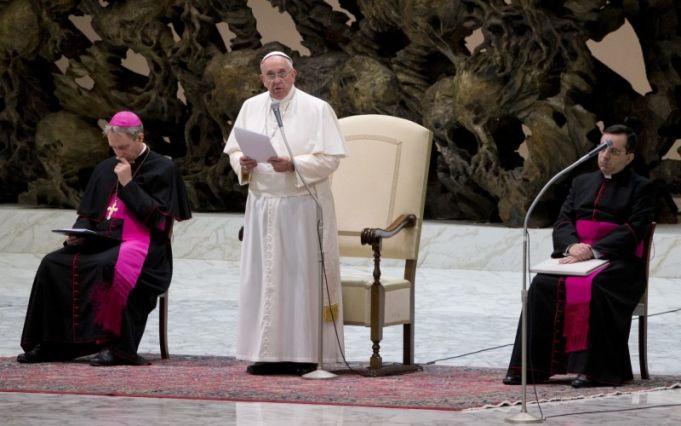 Vatican denies Pope Francis has benign brain tumour