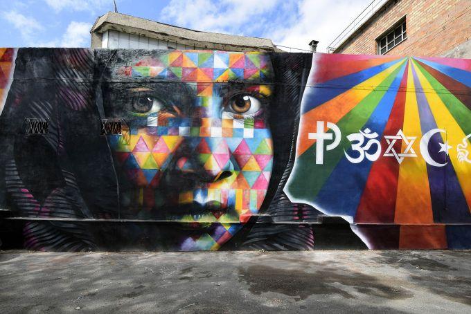 URBS PICTA: Street Art a Roma