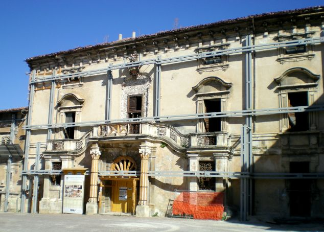 New modern art museum for L'Aquila