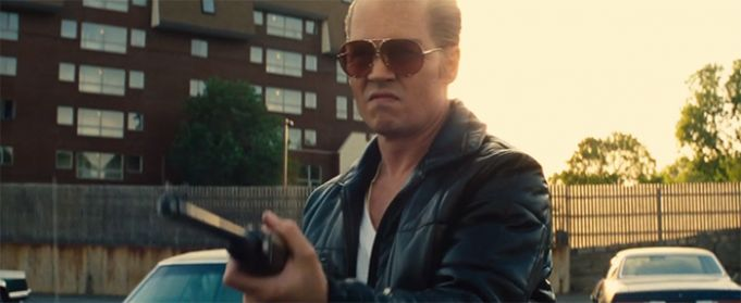 Black Mass showing in Rome
