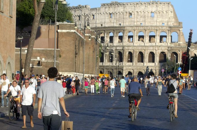 Ignazio Marino still plans to close Via Dei Fori Imperiali to all traffic