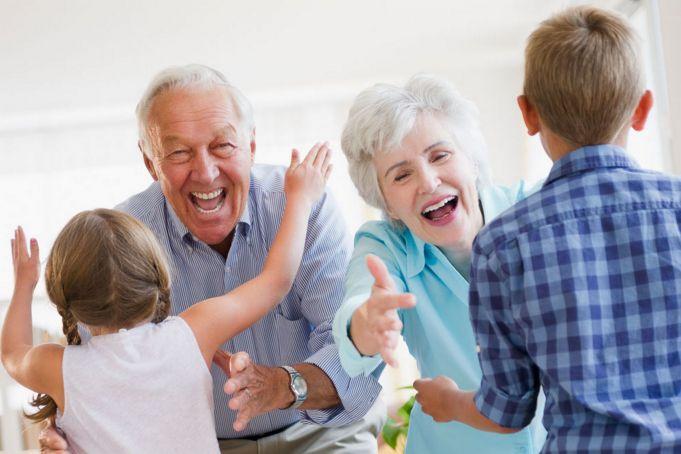 Italy celebrates its grandparents