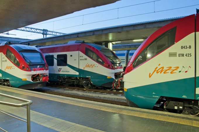 New trains from Rome's Termini station to Fiumcino airport