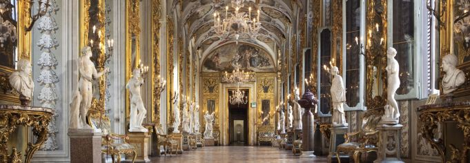 Rome's palaces open to public in November