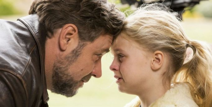 Fathers and Daughters showing in Rome