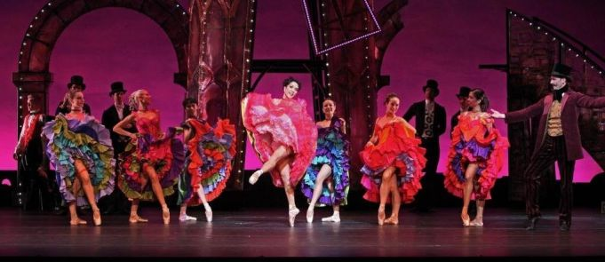 Moulin Rouge – The Ballet in Rome