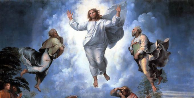 Raphael's Transfiguration in the Vatican Museums