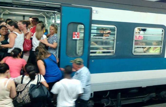 Trenitalia to leave Rome's Metrebus ticket system