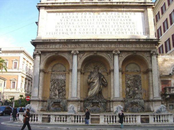 Fontana Mose