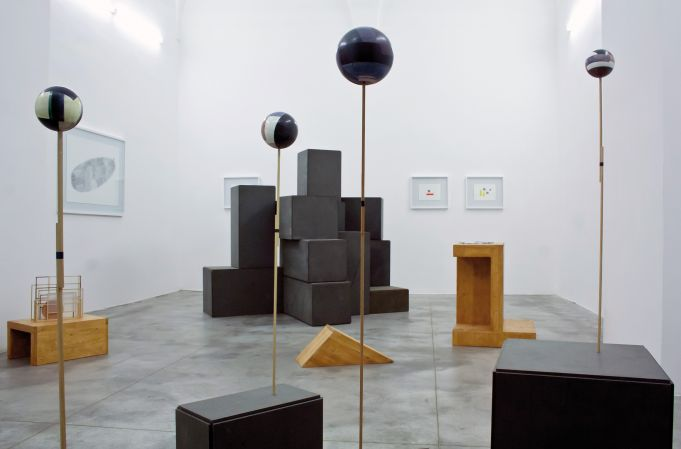Contemporary art galleries in Rome