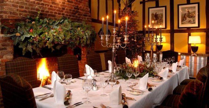 Irish Club Christmas Dinner