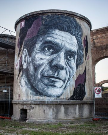 Pasolini by Alessandro Draw