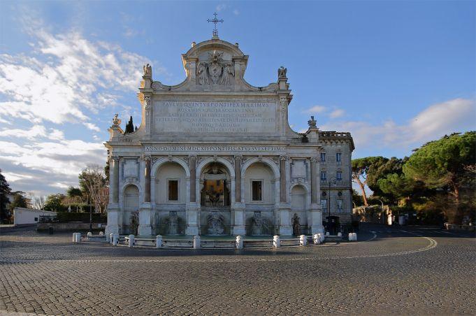 Fendi to restore more Rome fountains