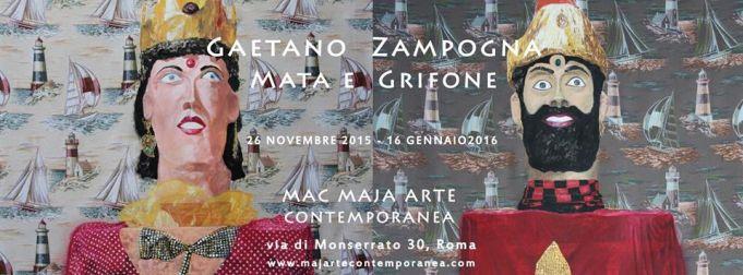 Gaetano Zampogna: Mata e Grifone