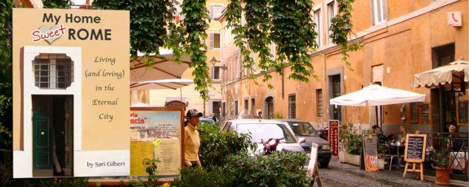 Sari Gilbert: My Home Sweet Rome