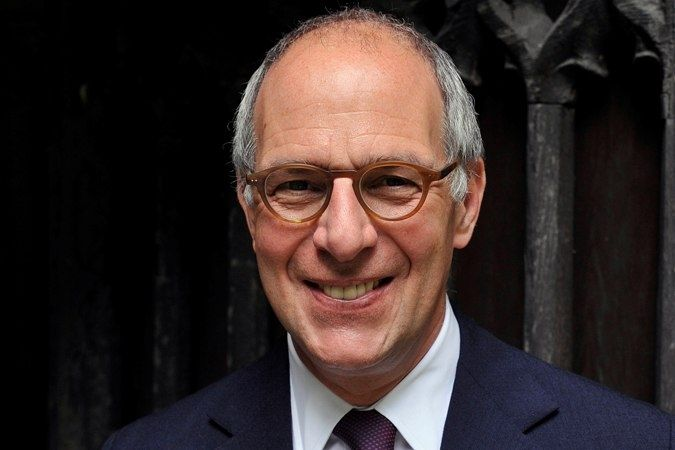 Loyd Grossman lecture at British School at Rome