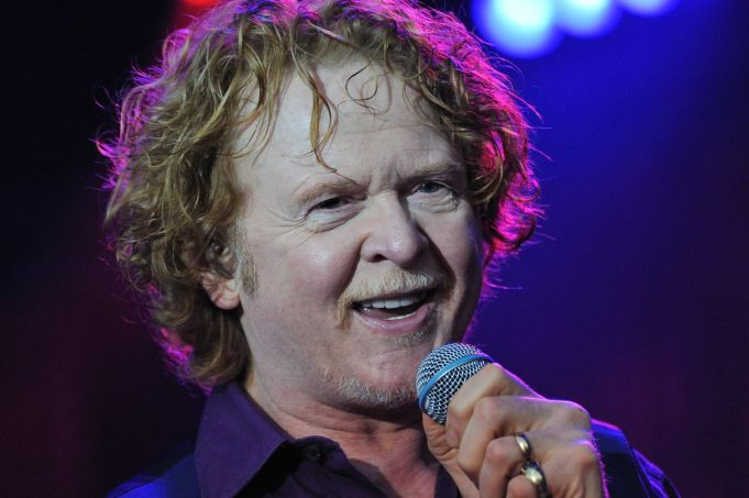 Simply Red in Rome