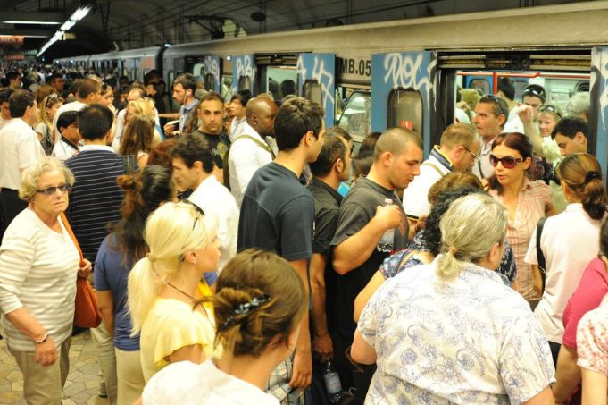 Rome's Metro B to close for two weekends