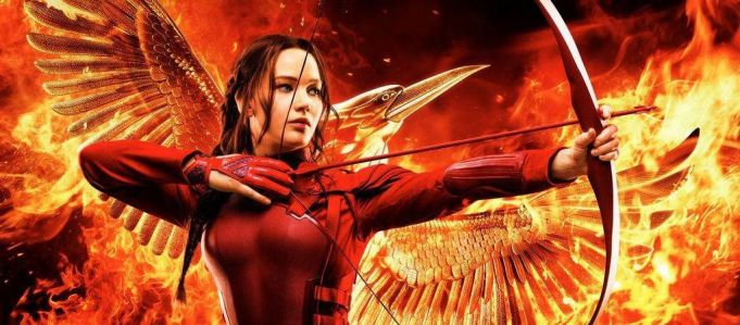 The Hunger Games: Mockingjay Part Two showing in Rome