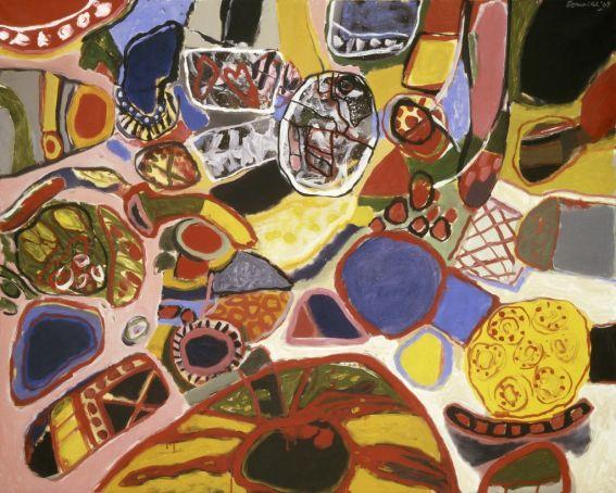 La grande sinfonia solare (1964) by Corneille