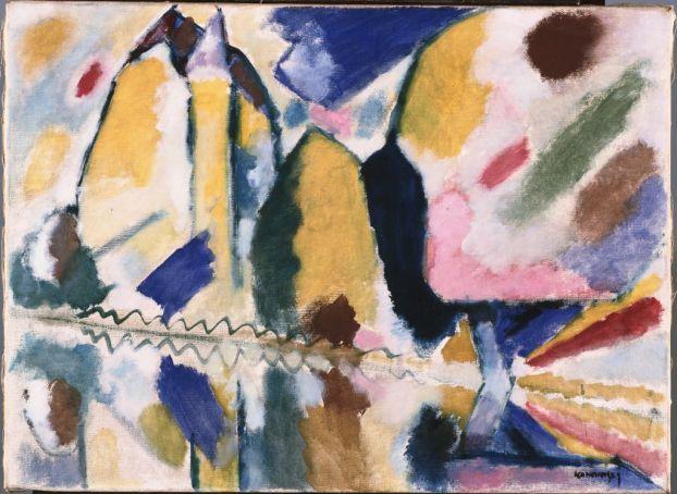 6 Kandinsky_Autumn II