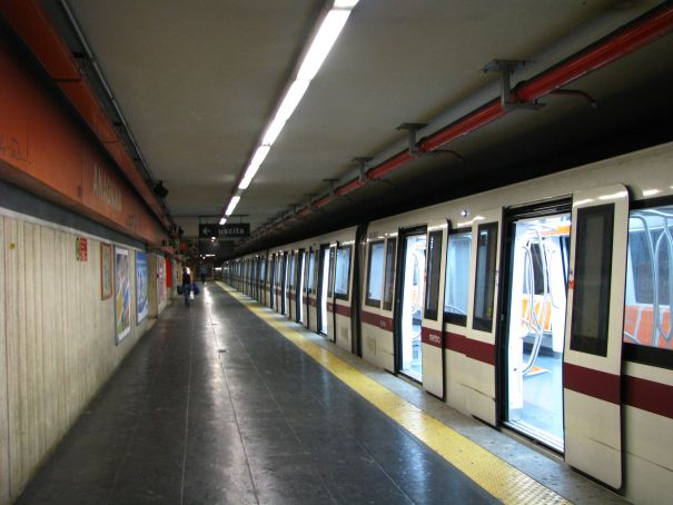 Rome metro returns to normal timetable