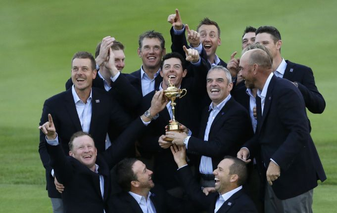 Rome wins bid to host Ryder Cup