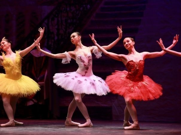 Sofia City Ballet in Rome