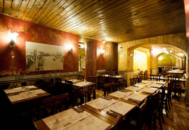 Baires Argentinian restaurant in Rome