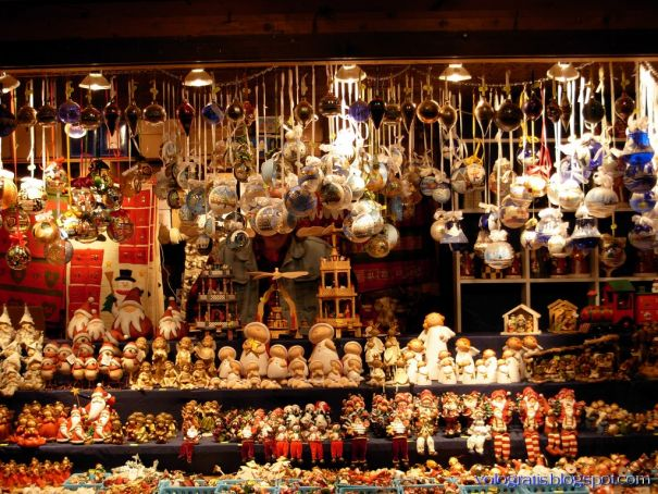 Rome's Christmas markets