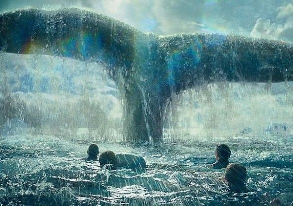 In the Heart of the Sea showing in Rome