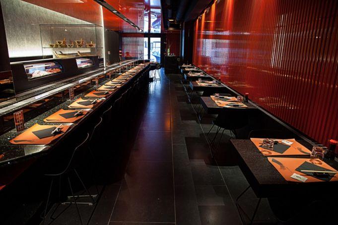 Zen Sushi Japanese restaurant in Rome