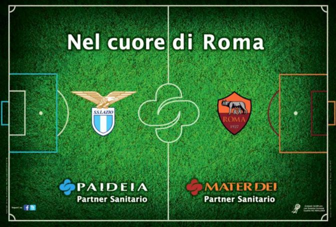 Wanted in Rome's partnership with Paideia-Mater Dei.