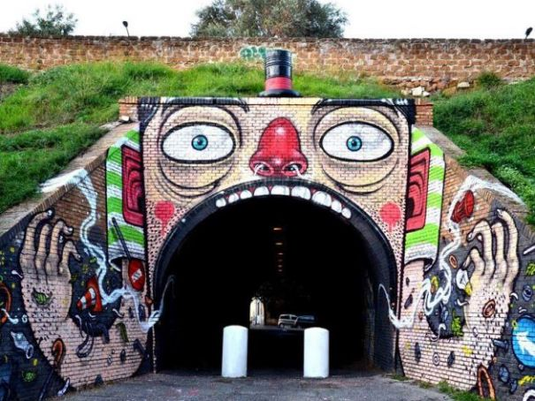 Street Art Tour in Rome: Quadraro district