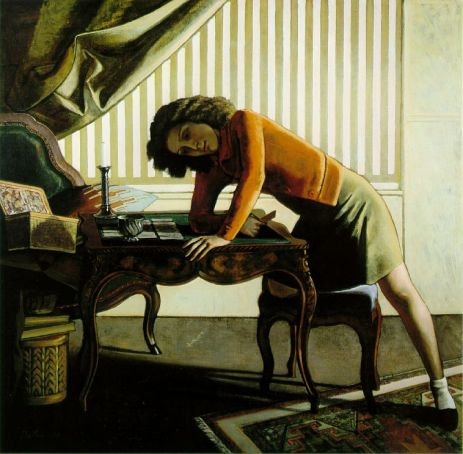 Review of the month: Balthus at the Scuderie del Quirinale