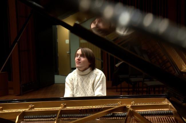 Daniil Trifonov at S. Cecilia