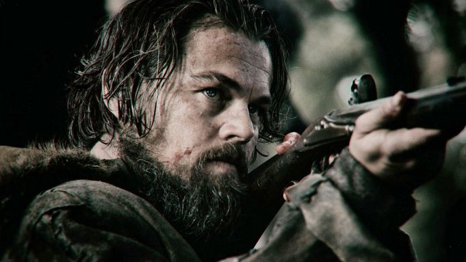The Revenant showing in Rome