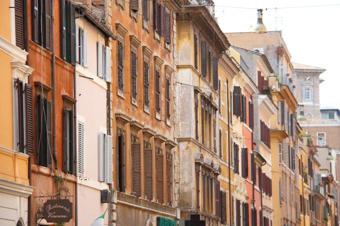 Social housing in central Rome for €10 per month