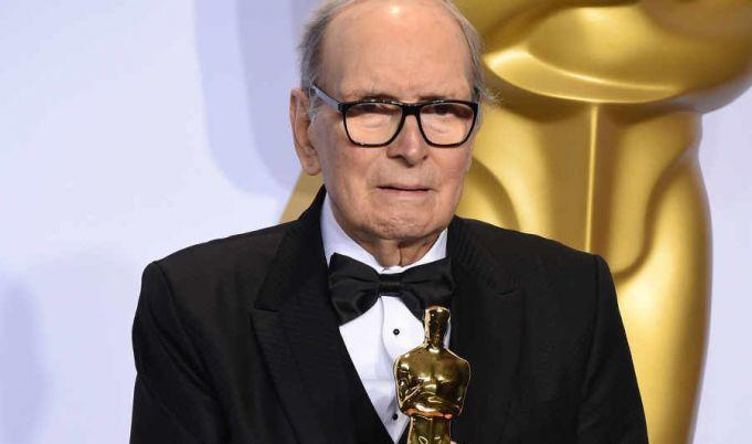 Oscar for Italy's Ennio Morricone