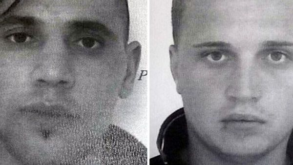 Rome manhunt for escaped prisoners