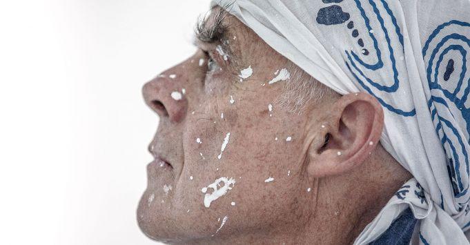 Richard Long: Avon Tiber