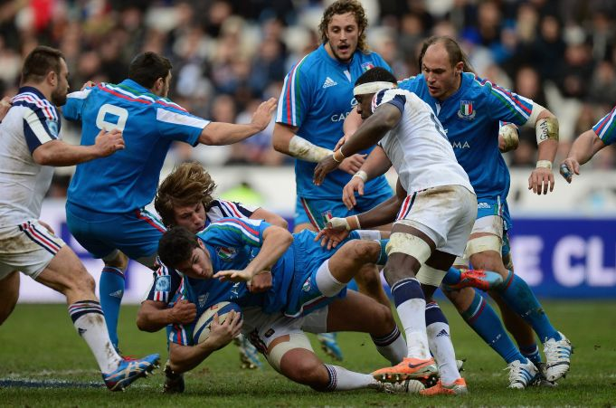 England face Italy in Rome for Six Nations rugby